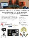 Digital Dentistry 3D Workshop Flyer 8-6-16 11-5-16