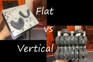 Flat vs. Vertical