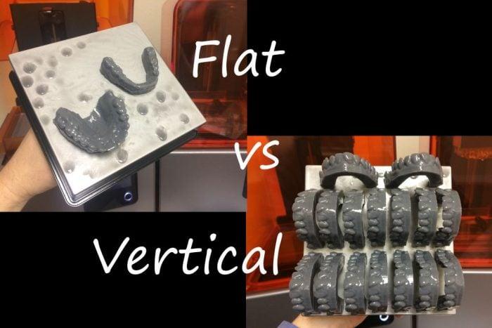 Flat vs. Vertical