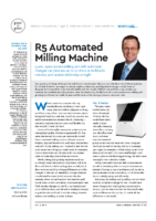 R5 Automated Milling Machine – DPS 2020